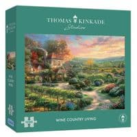 Wine Country Living 1000 Pieces|Gibsons Jigsaws